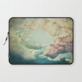 Stormy sky Laptop Sleeve