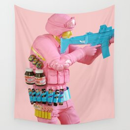 Deliciously Supplied Wall Tapestry