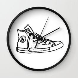 Icon of My Youth Wall Clock