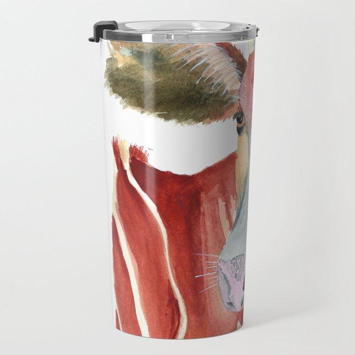 Bongo Friend Travel Mug