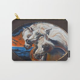 The Pharoah's Horses Carry-All Pouch