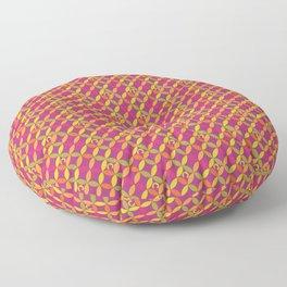 Hauspanther Zest Diamonds Floor Pillow