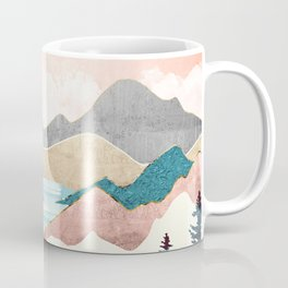 Lake Sunrise Coffee Mug