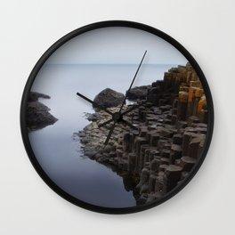 Giant's causeway Wall Clock