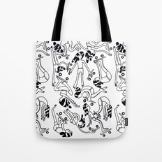 Long Hair Children Dont Care' Tote Bag