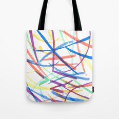 Happy Chaos Tote Bag