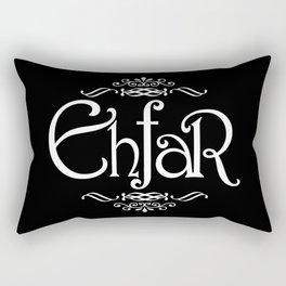 EHFAR Rectangular Pillow