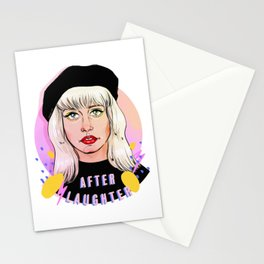 After Laughter Stationery Cards