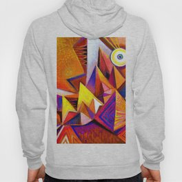 Abstract #209 Hoody