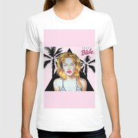 barbie T-shirts featuring Golden Barbie by Kendal Blake