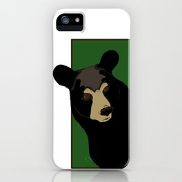 Bear with Me iPhone Case