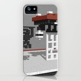 BruceLee Commodore 64 game tribute iPhone Case