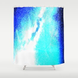 RETRO Shower Curtain