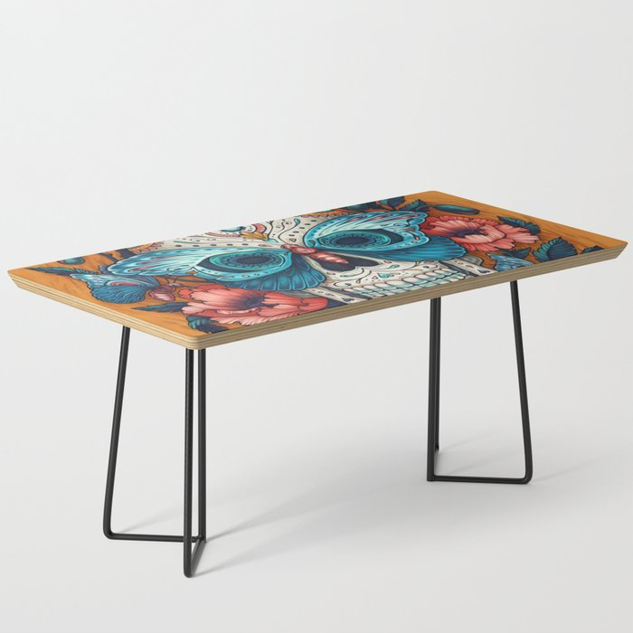 Day Of The Dead Coffee Table