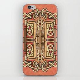 Tribalien iPhone Skin
