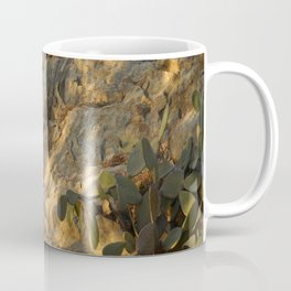Cacti. Myconos Island. Greece. Coffee Mug