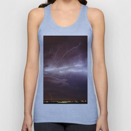 Nature's Light Show Unisex Tank Top