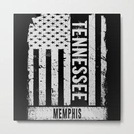 Memphis Tennessee Metal Print
