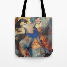 Straight into your arms Tote Bag