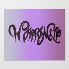 Whorenato Canvas Print
