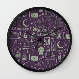 Haunted Attic: Phantom Wall Clock