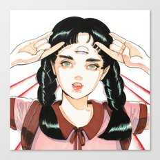 TRII 001 Canvas Print