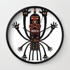 INKIMAN - Les danses de Mars Wall Clock