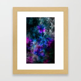 Everything is nothing 32 (therefore it was beautiful) Framed Art Print