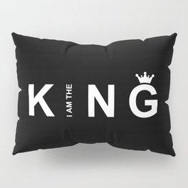 I Am The King #society6 #decor #buyart #artprint Pillow Sham