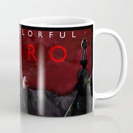 Visit Colorful Skaro Coffee Mug