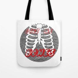 Give me bones Tote Bag