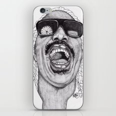 Stevie  iPhone & iPod Skin