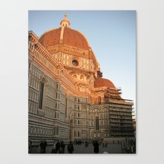 Fiernze Duomo Canvas Print