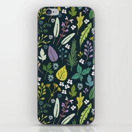 Herbal dream iPhone Skin