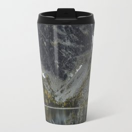 Alpine Lake in Washington Travel Mug
