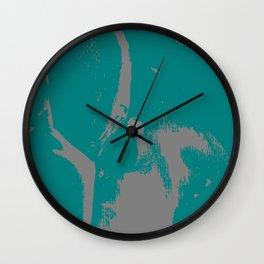 Digital Abstraction  011 Wall Clock