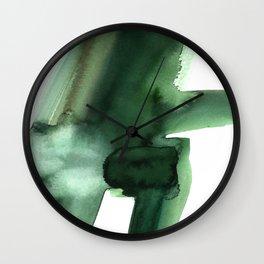 Dreams Awakened 2D by Kathy Morton Stanion Wall Clock