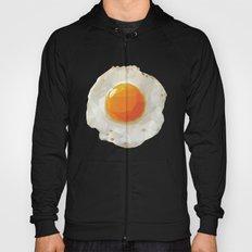 Fried Egg Polygon Art Hoody