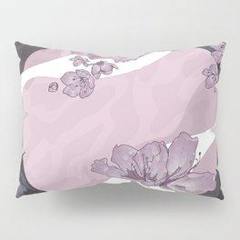 Flower space Pillow Sham