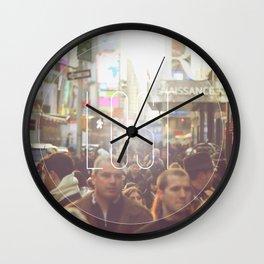 """""""Lost"""" Wall Clock"""
