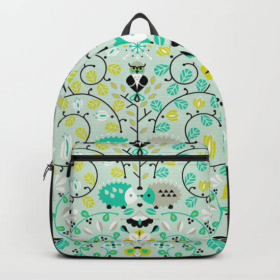Hedgehog Lovers Backpack