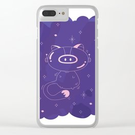 Astrocat Clear iPhone Case