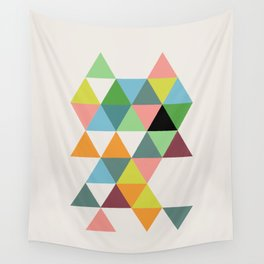 Abstract #579 Wall Tapestry