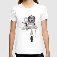 vespa T-shirts featuring VESPA by tonadisseny