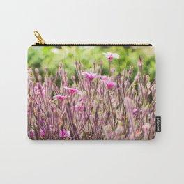 fleurs des champs 5 Carry-All Pouch