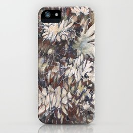 Night Garden I iPhone Case
