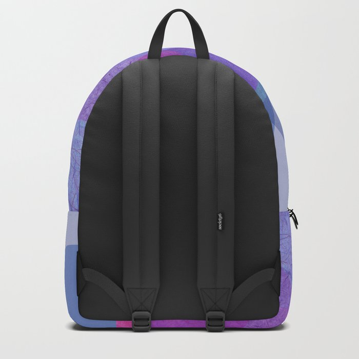 It's not the mountain we conquer but ourselves  Backpack