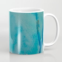 White Stag of the Winter Solstice Coffee Mug