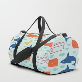 Under the Sea Adventures Duffle Bag