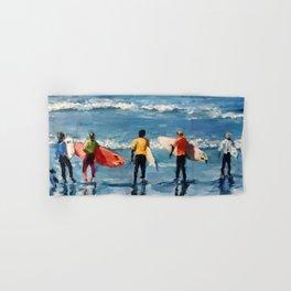 Crown City Surf Kids Hand & Bath Towel